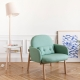 GEORGES - fauteuil