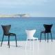 LOVE - chaise plastique Revolution® (lot de 4)