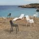 IBIZA - chaise plastique Revolution® (lot de 4)