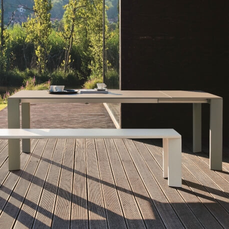 GRANDE ARCHE - table extensible 1m60 à 2m60
