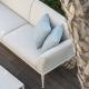 NEW JOINT - canapé de jardin 2m23