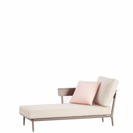 AIKANA - canapé de jardin 2m18