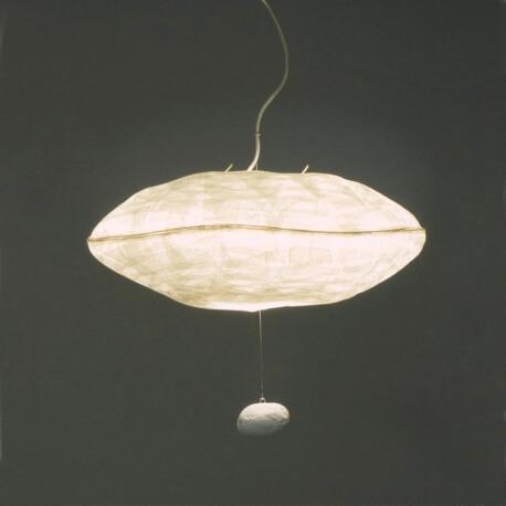 GIBOULEE-suspension en papier japonais 50 cm