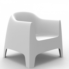 SOLID - fauteuil lounge