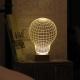 BULB - lampe led effet 3D