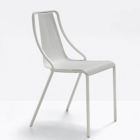 OLA - chaise en métal (lot de 2)