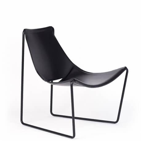 APELLE - fauteuil en cuir
