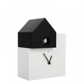 ETTORE - horloge blanc / toit noir
