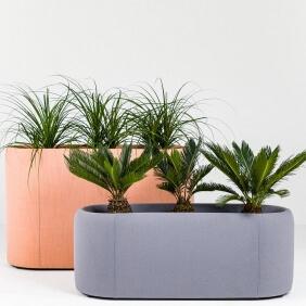 BUZZIPLANTER - jardinière acoustique 120 cm