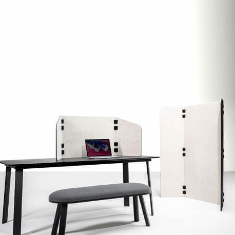 BUZZITRIPL HOME - paravent acoustique à poser