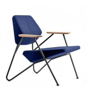 POLYGON - fauteuil tissu Synergy