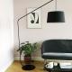 LOBBY - lampadaire H200 cm