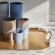 MONDAY MUG - 2 mugs à thé en céramique