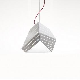 DADI - suspension blanc mat