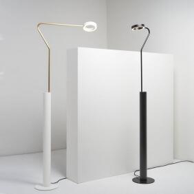 META - lampadaire orientable led avec variateur