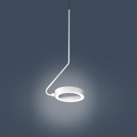 META - suspension led orientable ø 22 cm