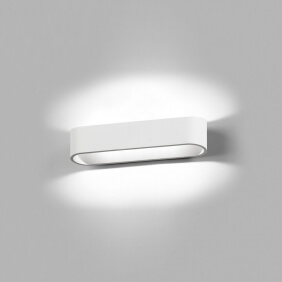 AURA W2 - applique led 26 x 6 cm