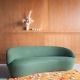 NAÏVE - canapé 2m14 en tissu laine
