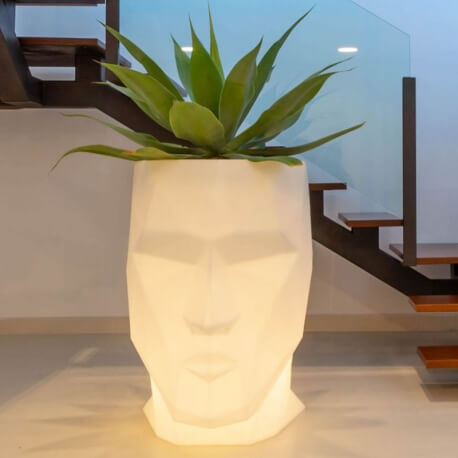 ADAN - jardinière lumineuse