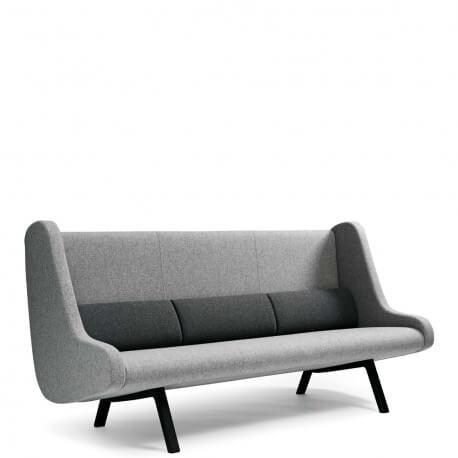 IN DUPLO EJ 185 - canapé 2m tissu Divina Melange 3