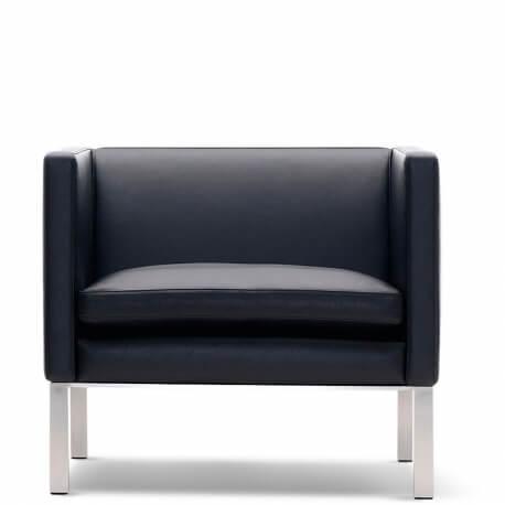 EJ 50 - fauteuil en cuir Cohiba