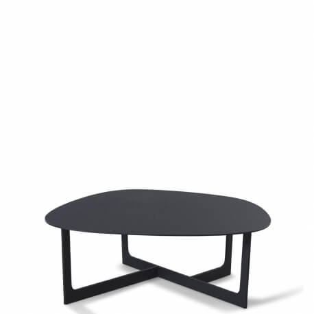 INSULA EJ 191 - table basse 98 x 95 x H 34 cm
