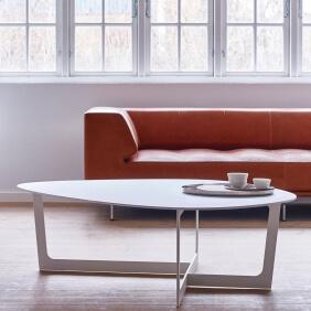 INSULA EJ 192 - table basse 121 x 118 x H 38 cm