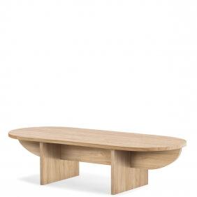 KEEL EJ 640 - table basse en chêne 1m45