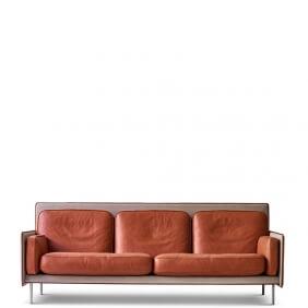 HECTOR EJ 480 - canapé 2m35 en cuir