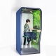 BUZZINEST BOOTH - cabine acoustique avec tablette