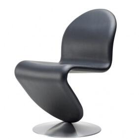 1-2-3 - chaise en cuir Ultra