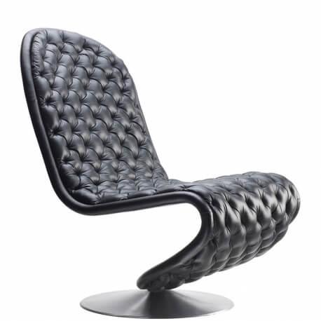 1-2-3 - fauteuil lounge deluxe en cuir