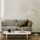 BELLEVUE AJ7 - lampadaire orientable H 130 cm