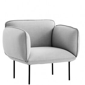 NAKKI - fauteuil large tissu Remix 3