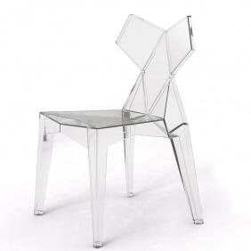 KIMONO - chaise (lot de 4)