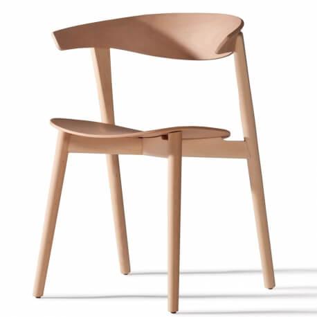 NIX - chaise en hêtre