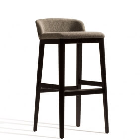 CONCORD - tabouret de bar H89 cm