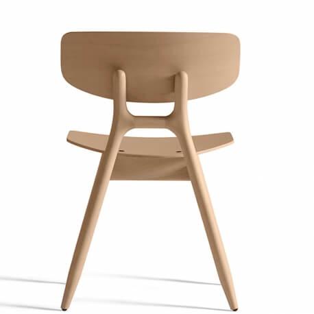 ECO - chaise en hêtre