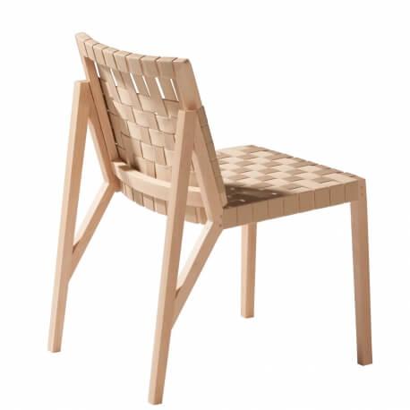 MARTA - chaise en hêtre avec sangles