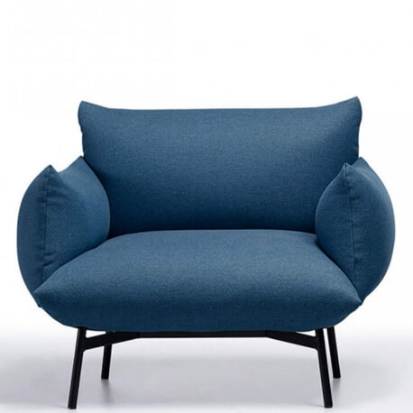 AREA - fauteuil tissu MainLine Flax