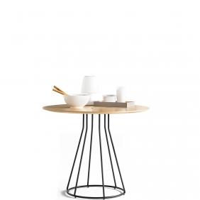 ARC - table en chêne diamètre 90 cm