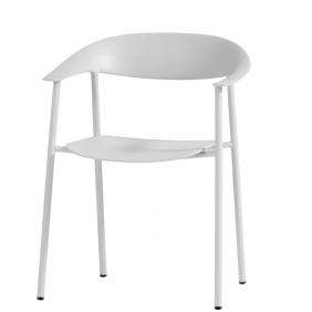 ARUM - chaise en polypropylène (lot de 2)