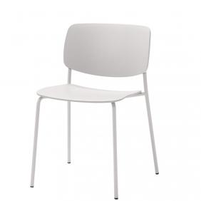 ARYN - chaise en polypropylène (lot de 2)