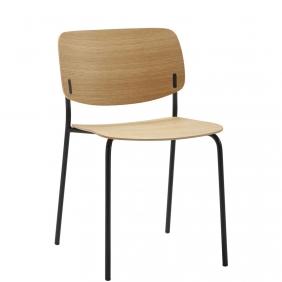 ARYN WOOD - chaise en chêne