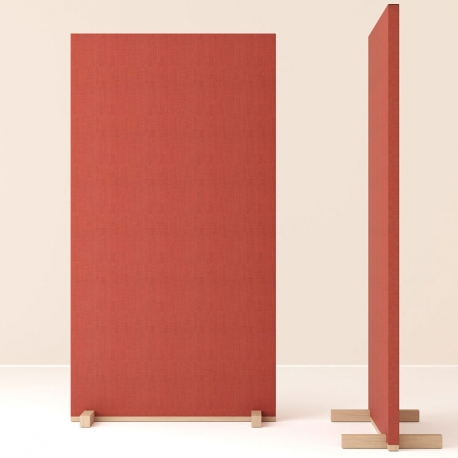 OPTIMA FLOOR - panneau acoustique 80 x H 190 cm