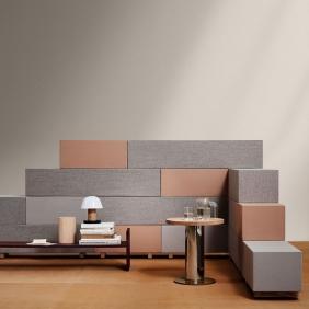 BLOCKS - panneau acoustique en blocs modulables