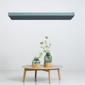 DEZIBEL CEILING - faux plafond acoustique rectangulaire