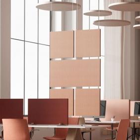 DEZIBEL DIVIDER - faux plafond acoustique