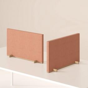 DEZIBEL FLEXIBLE - séparateur de table acoustique