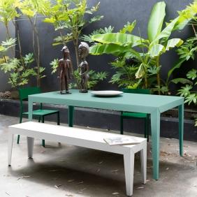 ZEF - table de jardin